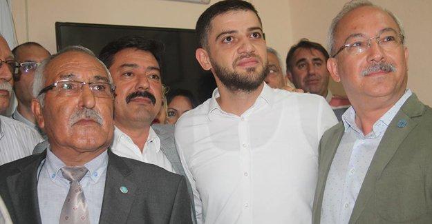 Silifke'de İYİ Parti'ye yeni başkan atandı