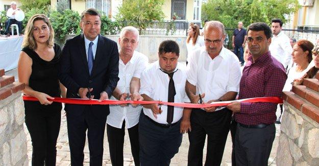 Taşucu Engelsiz Park'ın açılışı gerçekleştirildi