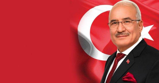 Mersin Büyükşehir Belediye Başkanı Kocamaz, partisinden istifa etti