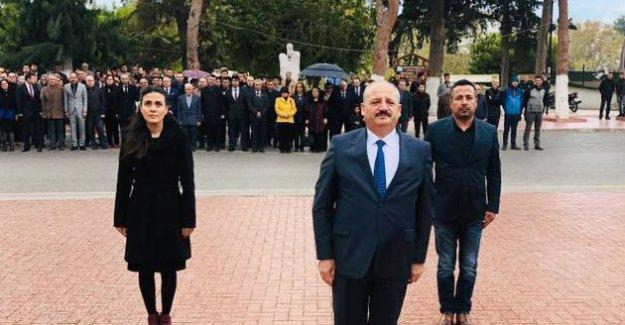 Silifke'de 24 Kasım Öğretmenler Günü Törenlerle Kutlandı