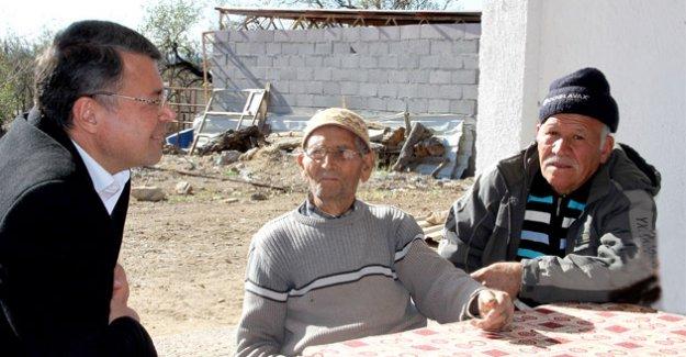 Turgut, 'Vatandaşımızın memnuniyeti önceliğimizdir'