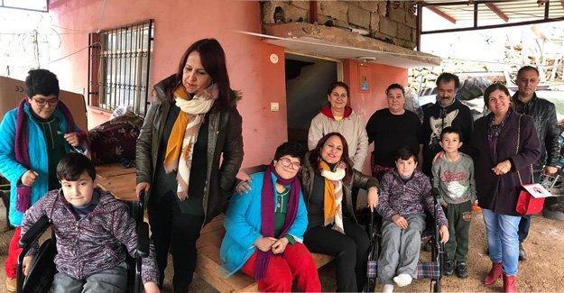 Ahmet'in yardımına Ayşe Doğan yetişti