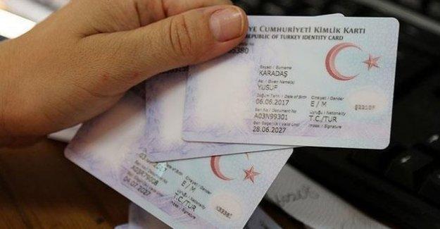 Kimlik kartı ve sürücü belgesi olanlar