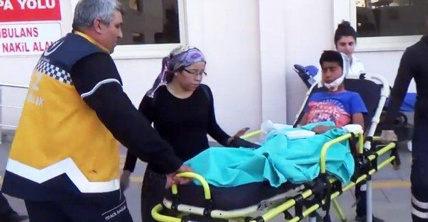 Mersin'de Çocukların Bulduğu Fünye Patladı: 5 Yaralı
