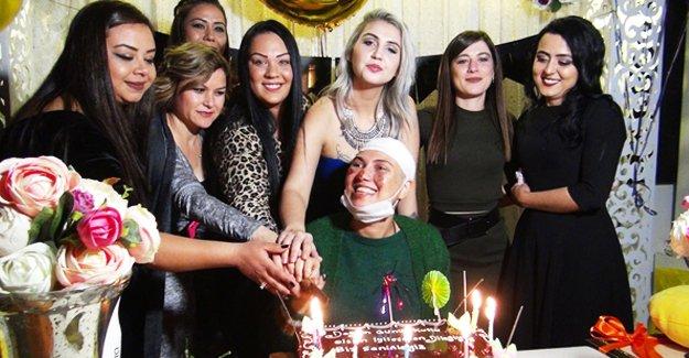 Semiha için doğum günü yardım gecesi düzenlendi