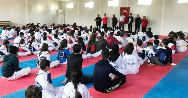 Silifke Taekwondoya Ev Sahipliği Yaptı