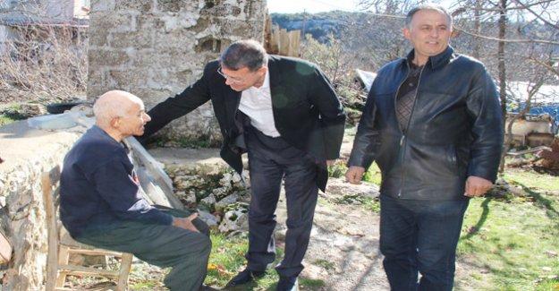 Turgut, 'Vatandaşlarımızın taleplerini bir bir yerine getiriyoruz'