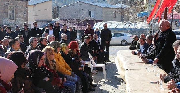 Erdemli'den birlik ve beraberlik mesajları