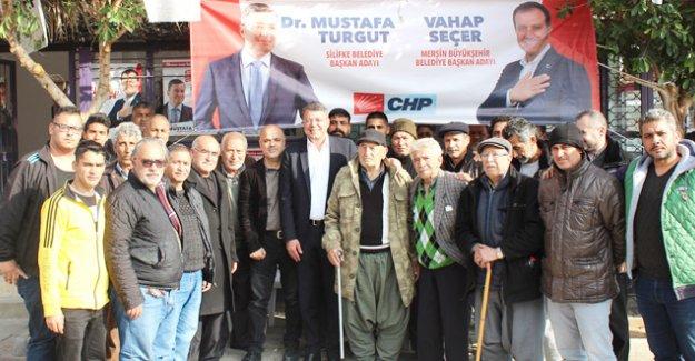 'SİLİFKE'DE HEP BİRLİKTE YENİDEN KAZANACAĞIZ'