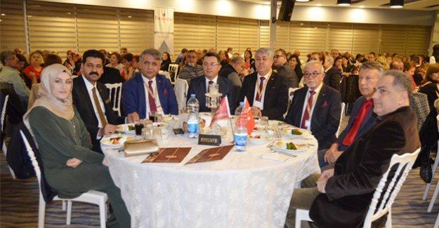 Meslek Adamları Birliği Derneği (MAB) 15. yılını coşkuyla kutladı