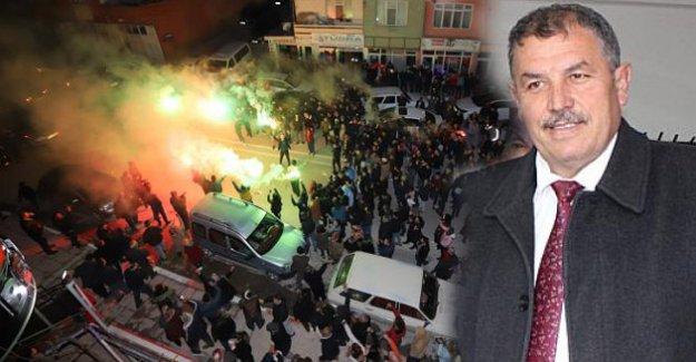 Gülnar Belediye Başkanı Alpaslan Ünüvar Oldu