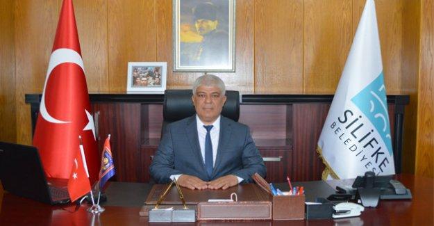 Silifke Belediye Başkanı Mücahit Aktan, görevi devraldı