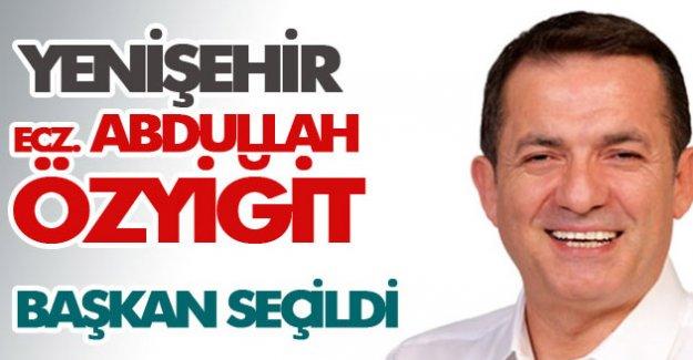 Yenişehir' de kazanan isim Abdullah Özyiğit oldu
