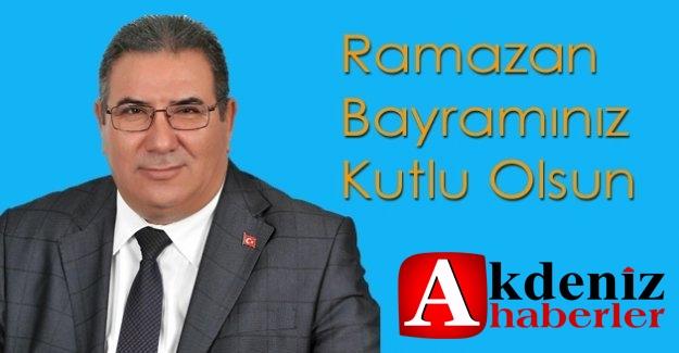 AK Parti Silifke İlçe Başkanı Mustafa Çetin