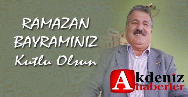 Atayurt Hal Derneği Başkanı Ali Türer