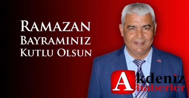 MHP Silifke Belediye Meclis Üyesi Adayı ve MHP Silifke İlçe Yöneticisi Özay Teker;