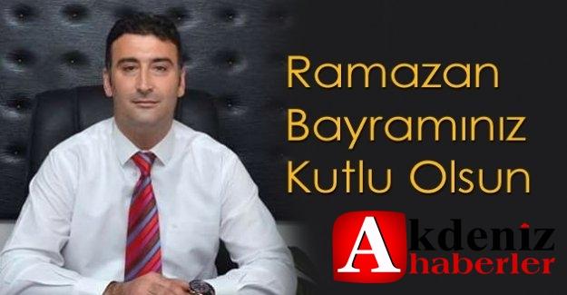 MHP Silifke İlçe Başkanı Nogay Noğay Ramazan Bayramını kutladı