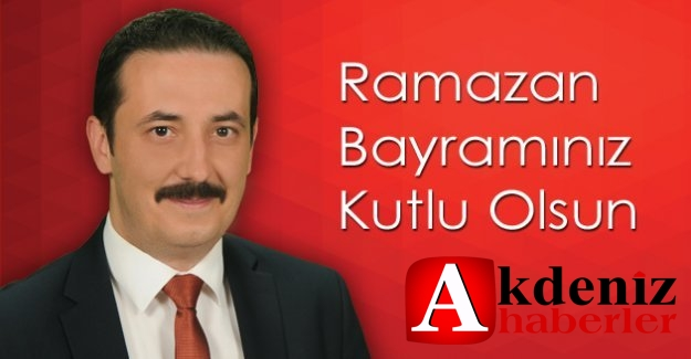Kürşat Türker Ercan Ramazan Bayramını Kutladı