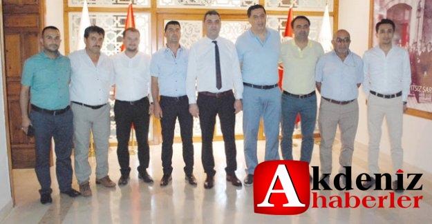 Silifke Belediyespor'da yeni görev dağılımı yapıldı