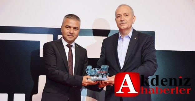 Silifke TSO, İş dünyası meslek kuruluşu ödülü aldı