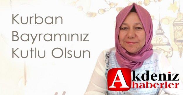 AK Parti Mersin İl Yönetim Kurulu Üyesi-Fatma Nur Yontar Ateş