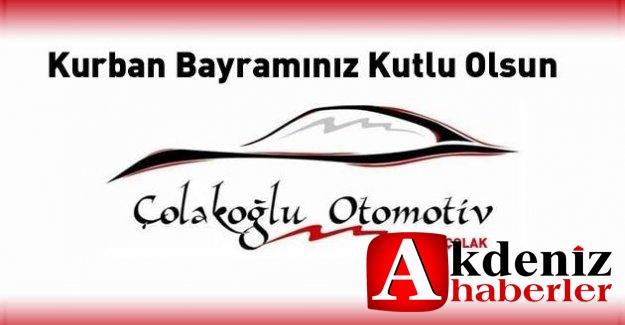 Çolakoğlu Otomotiv- Silifke Oto Galericiler Kooperatif Başkanı- ALİ ÇOLAK