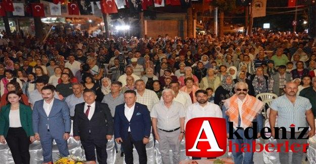 Gülnar Kültür, Yöresel Ürünler Festivali ve 30 Ağustos Zafer Bayramı Coşkuyla Kutlandı