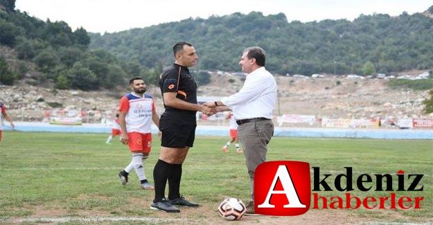 Mahallelerarası Fındıkpınarı Futbol Turnuvası Heyecanı Sürüyor
