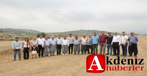 Tarsus'u İncir Şenliği Heyecanı Sardı