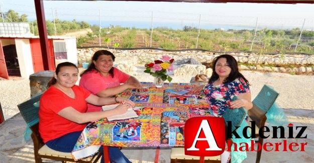 Türkiye'de kadın girişimcileri arasına katılan iki cesur kadını konu aldık bu sayımızda.