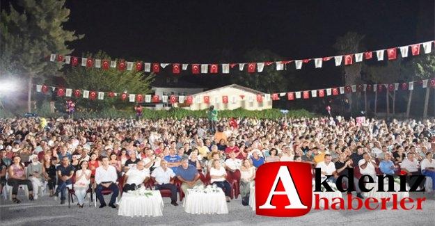 Barış Ve Kültür FestivAli Coşkulu Geçti