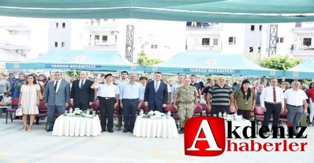 Başkan Bozdoğan, Yeni Eğitim Öğretim Yılı Açılış Programına Katıldı