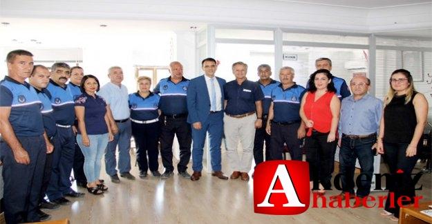 Başkanvekili Altunok, Zabıta Haftasını Kutladı
