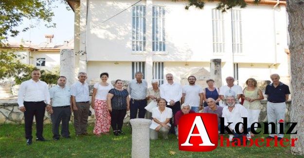 Boğsak Arkeolojik Yüzey Araştırma Toplantısı
