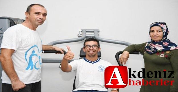 Cerebral Palsy Hastası Furkan Artık Daha Mutlu