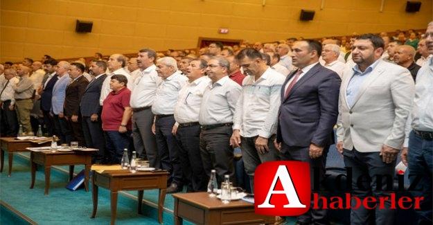 MESKİ Olağanüstü Genel Kurul Toplantısı 1. Oturumu Gerçekleşti