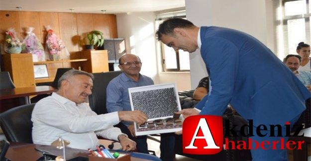 Milletvekili Özkan'dan Silifke'ye Ziyaret
