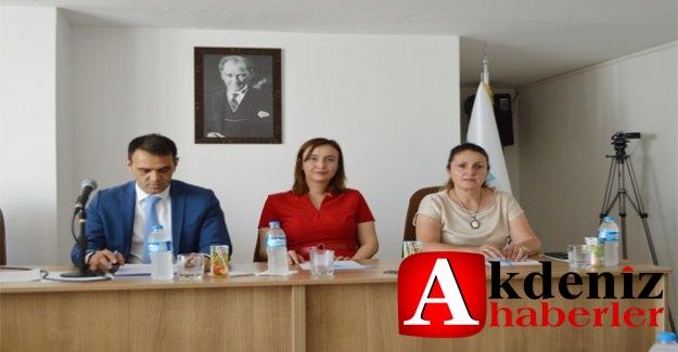 Silifke Belediyesi Meclis Toplantısı Yaptı