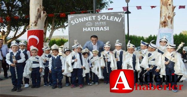 Silifke Belediyesi Sünnet Düğünü Düzenledi.