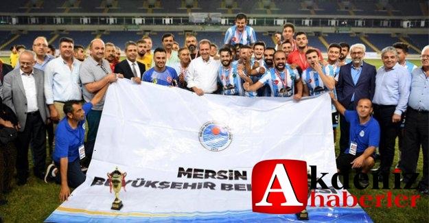 Süper Kupa, Mavi Beyazlı Takım Emirler'in Oldu