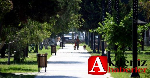 Atatürk Parkı'nın Çehresi Değişiyor