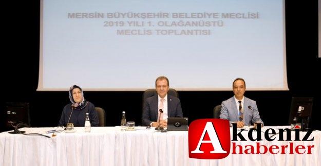 Büyükşehir'e 4 Yeni Daire Başkanlığı