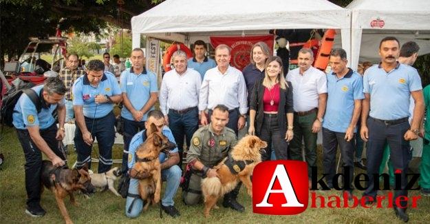 Mersin'in İlk Hayvan Festivali Patifest Başladı