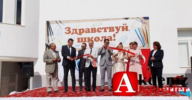 Silifke'de Ruslar Özel Okul Açtı