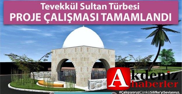Tevekkül Sultan Türbesinin restore çalışması başladı