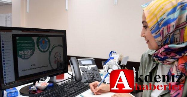 Türkiye'de Bir İlk; 'Akademi Mersin Uzaktan Eğitim Sistemi'