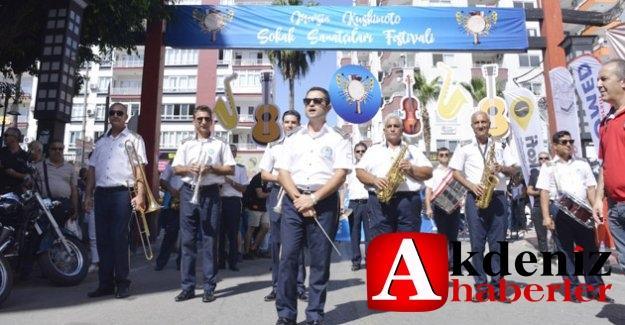 Yenişehir Sokak Festivaliyle Renklendi