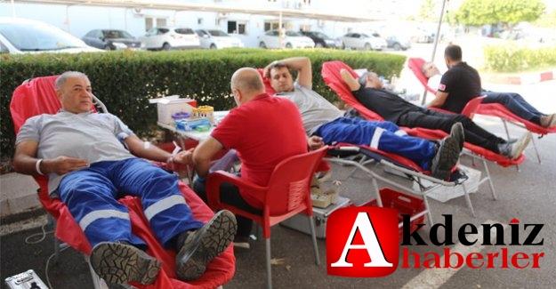Meski'den Kan Bağışı Kampanyasına Destek