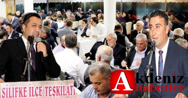 Silifke MHP'den birinci istişare toplantısı