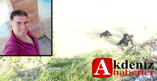 Göksu Irmağına atlayan gencin cesedi bulundu